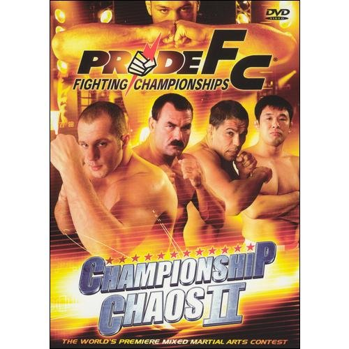 PRIDE FC: Championship Chaos II (BCI Eclipse / Brentwood)