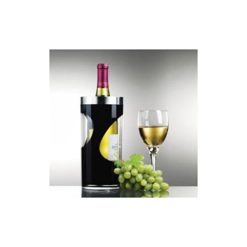 Prodyne Two Tone Iceless Swirl Wine Cooler
