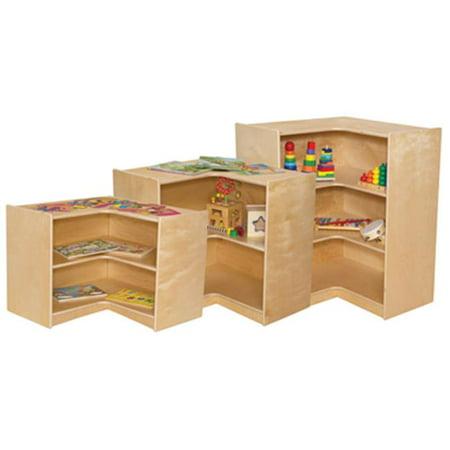 Wood Designs Wd990580 Corner Storage Unit
