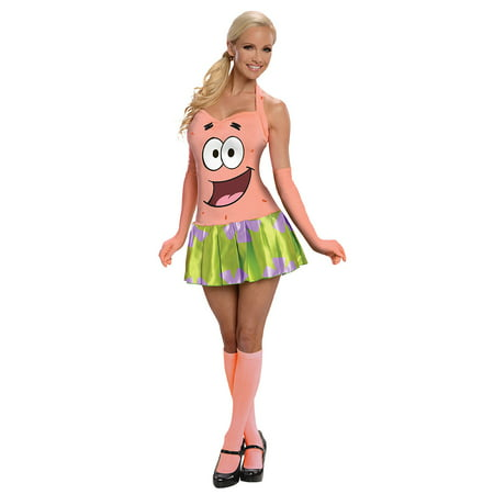 Adult Spongebob Squarepants Patrick Star Costume by Rubies 887185 (Gary Spongebob Costume)