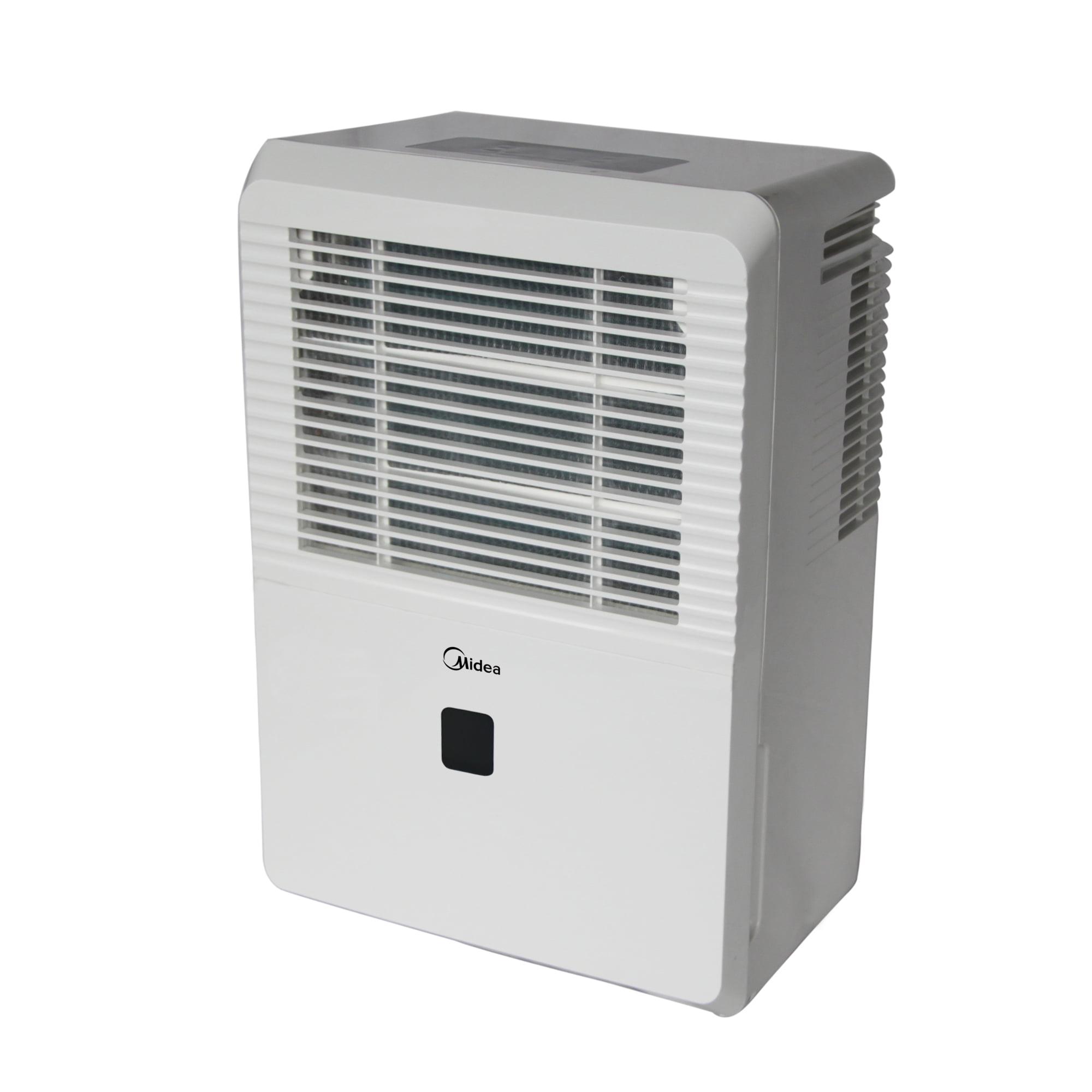 Midea 50-Pint Energy Star Dehumidifier, White, WDK50AE7N