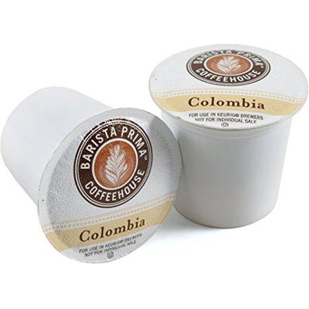 Barista Prima Colombian Coffee Keurig K-Cups, 108 Count (Barista Prima Coffee K Cups)
