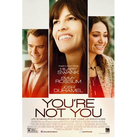Youre Not You  2014  27X40 Movie Poster