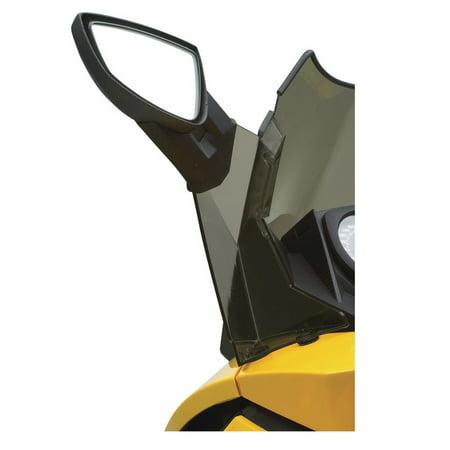 - Ski-Doo New OEM Windshield Extension Mirror Kit PAIR REV-XP XR XS XM XU Tundra