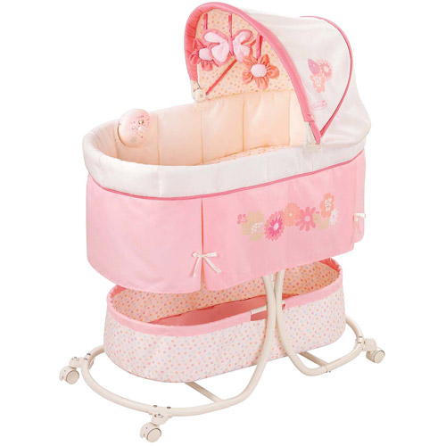Summer Infant Soothe & Sleep Bassinet, Lila