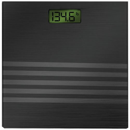 bally digital bathroom scale, silver - walmart