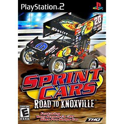 Sprint Cars for PlayStation 2