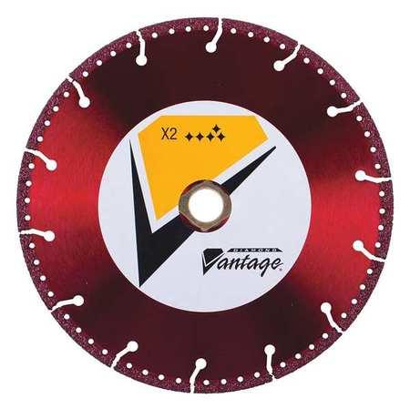 Diamond Saw Blade, Diamond Vantage, 1012UDUX2-AC2