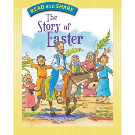 Read and Share (Tommy Nelson): The Story of Easter (Hardcover) - Easy Reading Halloween Stories