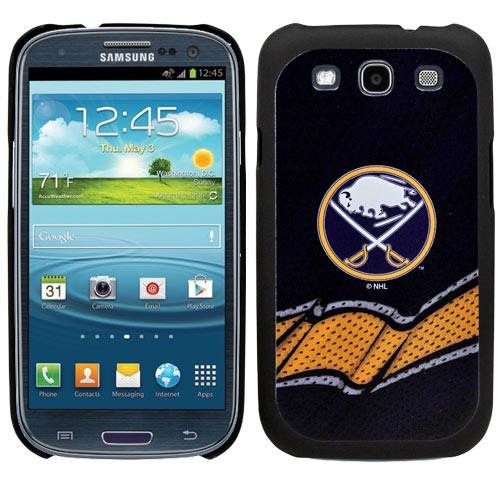 Buffalo Sabres Samsung Galaxy S3 Thinkshield Case - Navy Blue - No Size