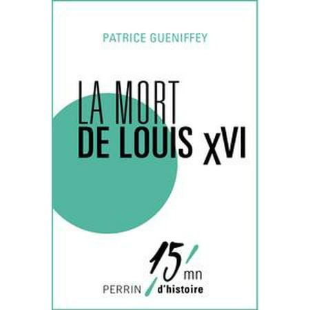 La mort de Louis XVI - eBook - Louis Xvi Marble