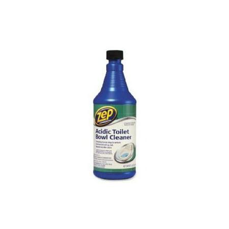 Acidic Toilet Bowl Cleaner 32 Oz Bottle Walmart Com