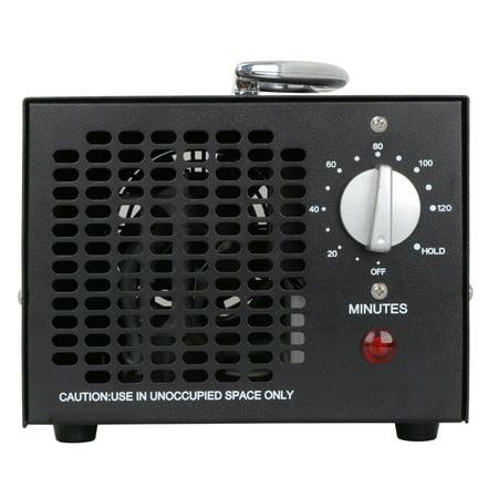 Ozone Generator Industrial Air Purifier Deodorizer Commercia Machine 5000mg/h Home covid 19 (Delzone Uv Ozone Generator coronavirus)