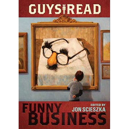 Guys Read: Funny Business - eBook