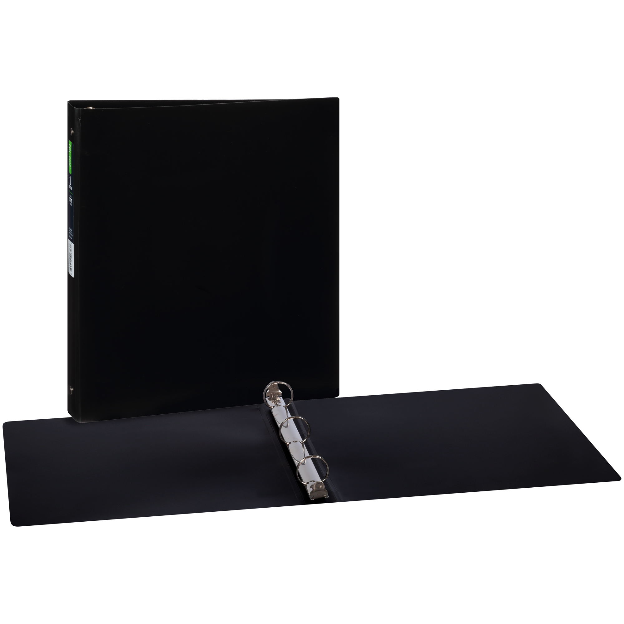Pen + Gear 3-Ring Binder With 1-inch Round Rings (Color