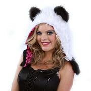 Panda Hoodie Adult Halloween Costume