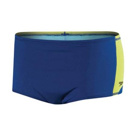 Speedo Boys Flotation Suit (Speedo Flipturns Color Block Drag Brief)