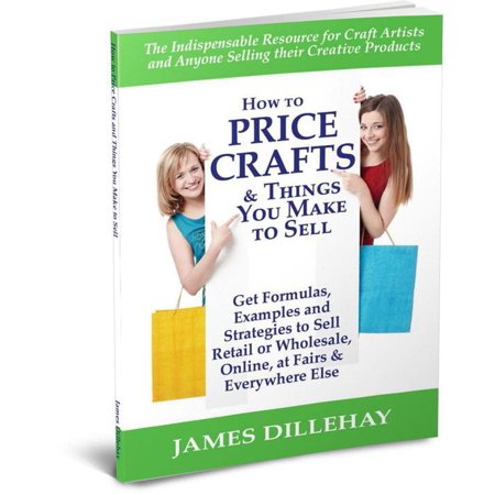 How to Price Crafts and Things You Make to Sell -
