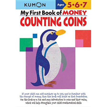 My Book of Money Counting Coins : Ages 5, 6, 7