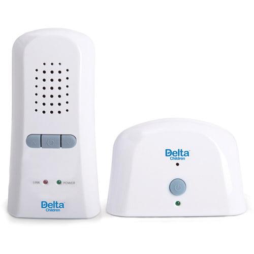 Delta Children's Safe-n-Clear, Audio Baby Monitor