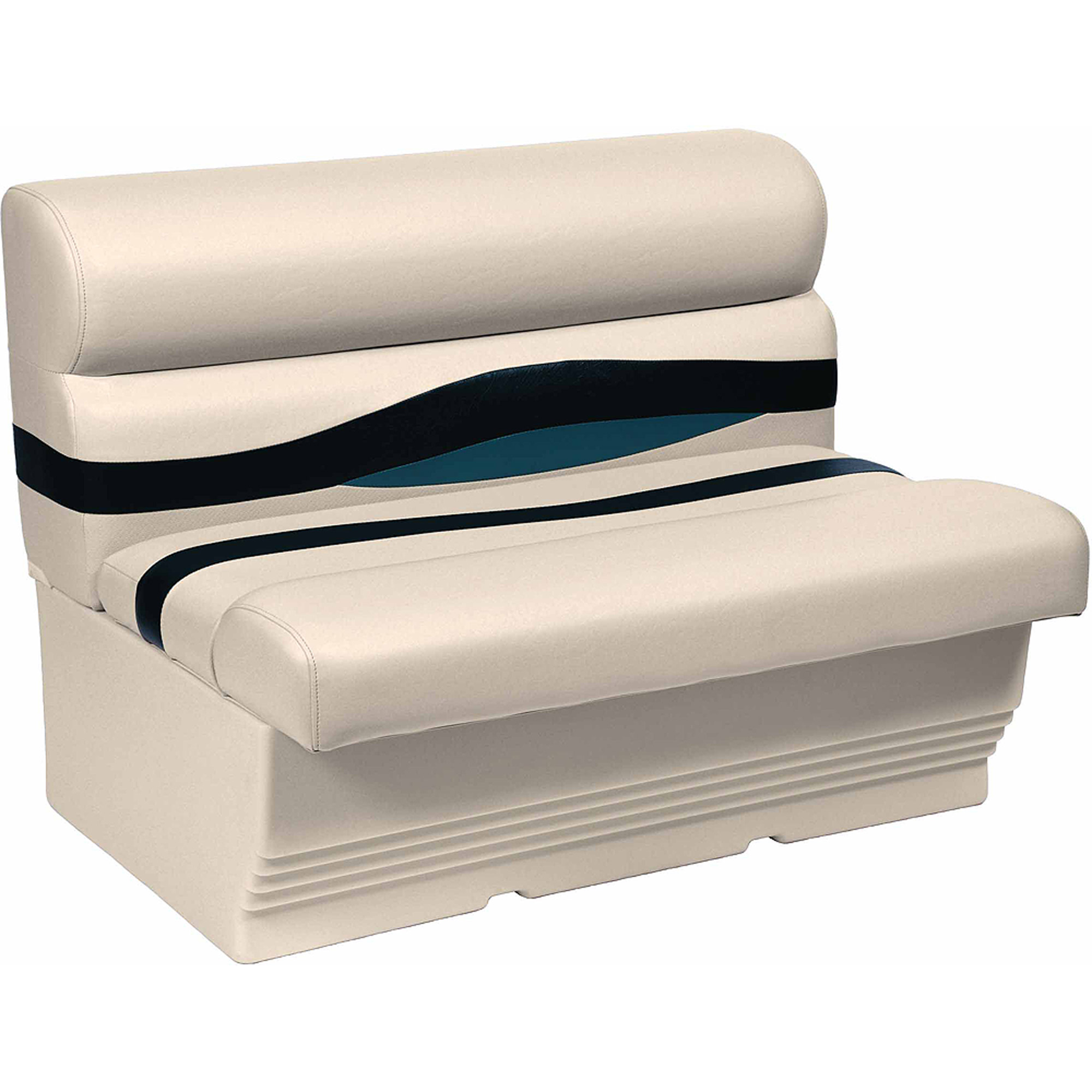 """Wise Premier Series Pontoon 45"""" Bench Seat and Base"""