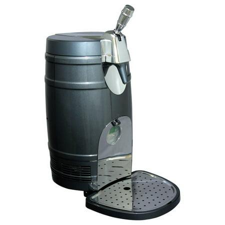 5l Keg Cooler (Koolatron 5L Thermoelectric Beer Keg Cooler with Tap BKC5L)