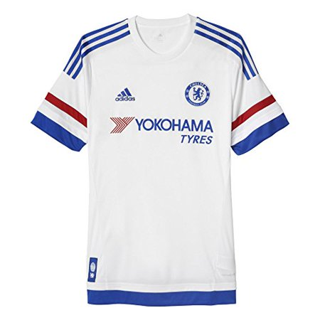 adidas Mens ClimaCool Chelsea Away Replica Soccer Jersey Small ...