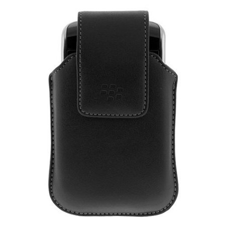 Storm 9500 OEM Black Leather Clip Case HDW-19819-001, Brand new original BlackBerry pouch case. Model number: HDW-19819-001 By BlackBerry,USA