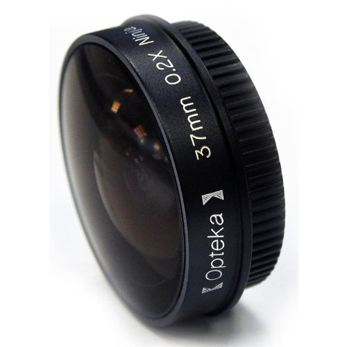 "Opteka Platinum Series 0.2X Low-Profile ""Ninja"" Fisheye L..."
