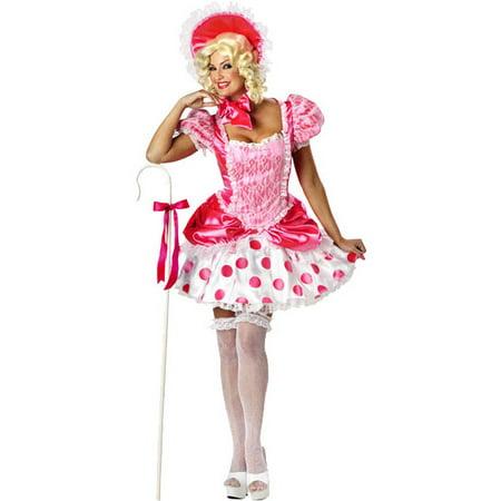Adult Bo Peep Costumes (Adult Deluxe Sexy Bo Peep)
