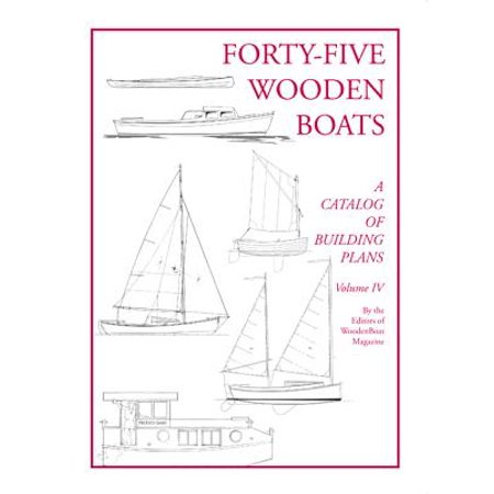 Forty-Five Wooden Boats : A Catalog of Study - Really Good Stuff Catalog