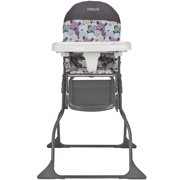 Cosco Simple Fold High Chair, Disco Ball Berry