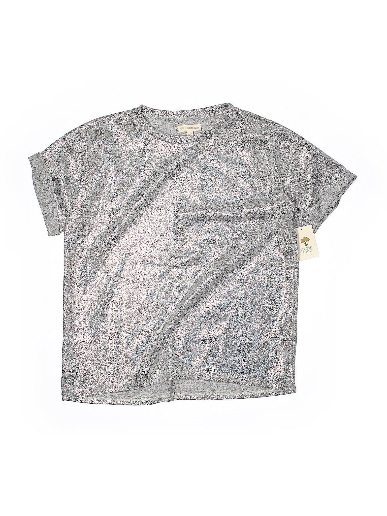no!no Sizes 4-16 NONO Girls Striped T-Shirt with Girl