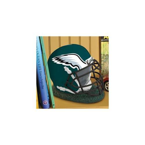 TMC NFL-PEG-742 Resin Helmet Bank-Eagles