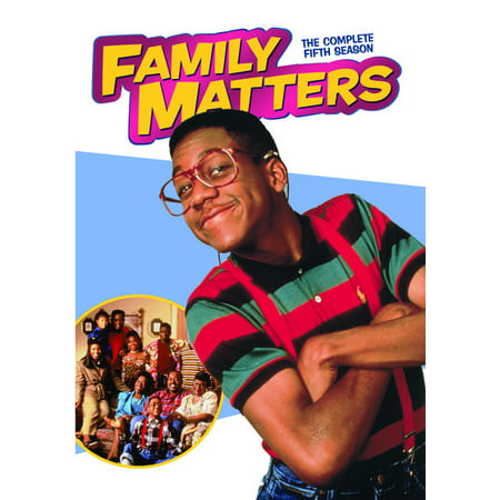 Family Matters: The Complete Fifth Season - Family Matters Dog Day Halloween Part 1