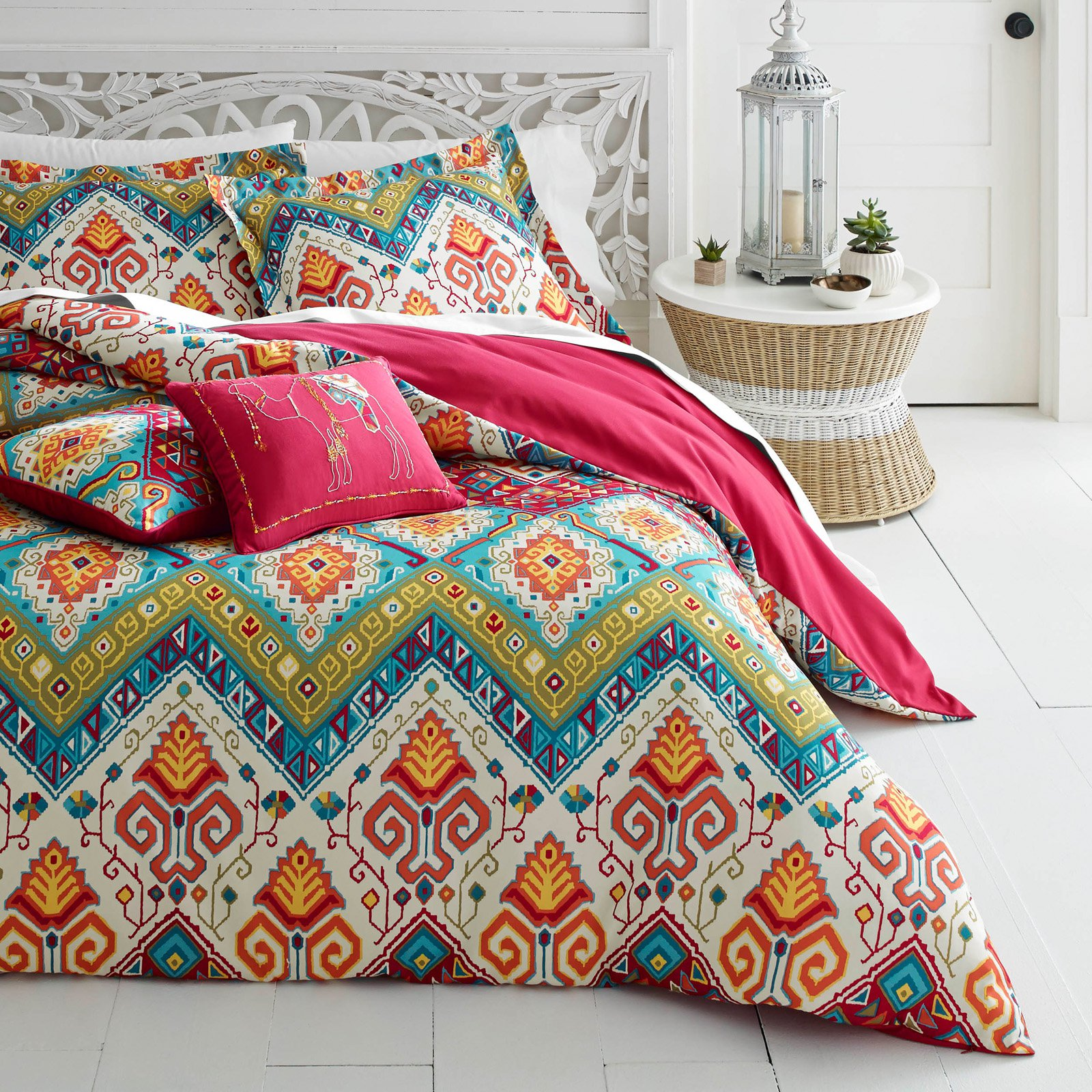 Azalea Skye Moroccan Nights 2 Piece Comforter Set, Twin