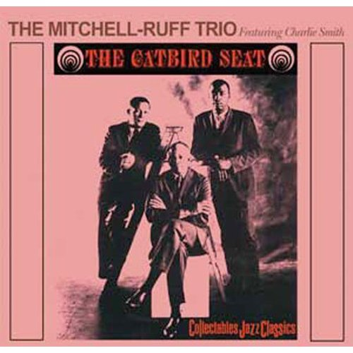 The Mitchell-Ruff Trio: Dwike Mitchell (piano); Willie Ruff (bass); Charlie Smith (drums).<BR>Recorded live at The Playback Club, New Haven, Connecticut. Originally released on Atlantic (1374).