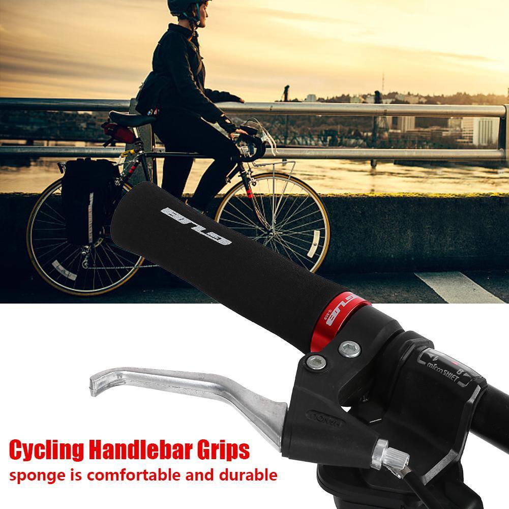 1 Pair Bike Bicycle MTB Handle Handlebar Soft Durable Sponge Bar Grip Covers New