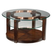 Standard Furniture Coronado Round Cocktail Table with Casters