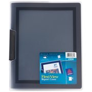 Avery Flexi-View Report Cover, Swing Clip, 1 Black Cover (47880)