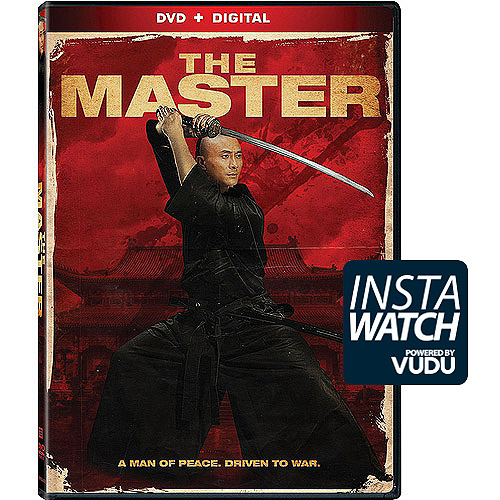 The Master (DVD   Digital Copy) (With INSTAWATCH)