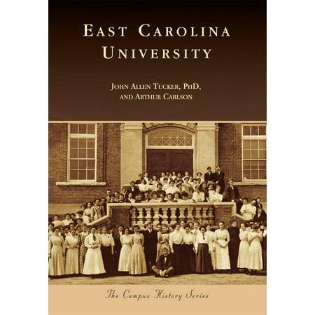 East Carolina University (Paperback)