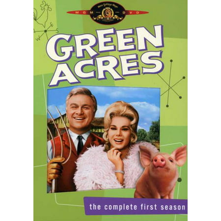 Mgm Entertainment 1904069 Green Acres:season 1 [dvd]