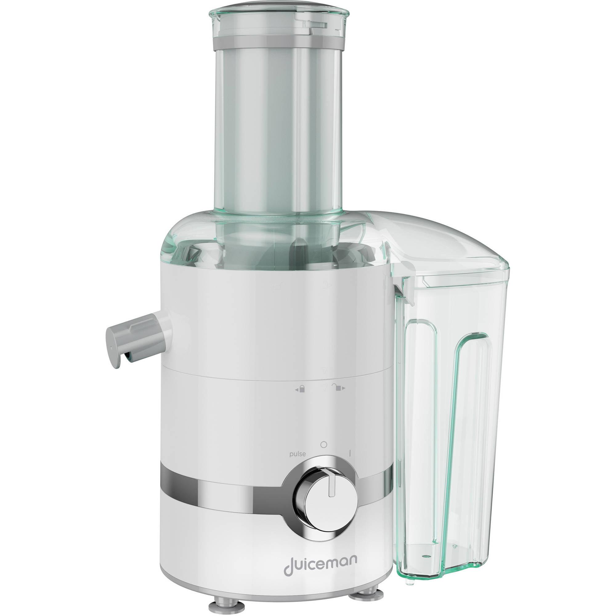 Juiceman 3-In-1 Total Juicer and Blender with Citrus, JM3000
