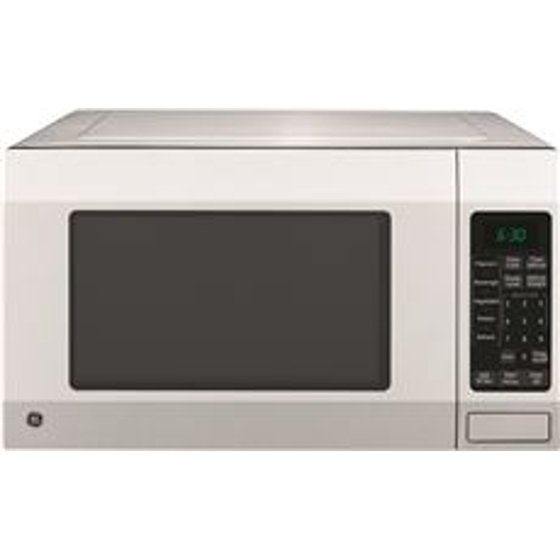 Ge 1 6 Cu Ft Countertop Microwave Oven Stainless 1150 Watts
