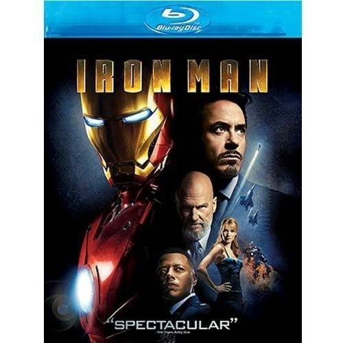 Iron Man (Blu-ray) (Widescreen)