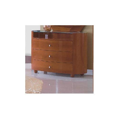 Global Furniture USA Emily 3-Drawer Dresser