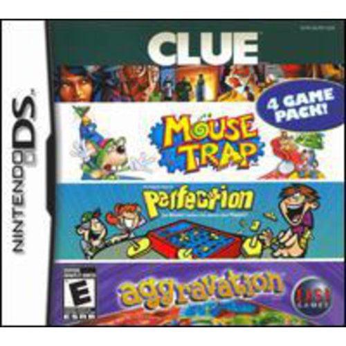 Clue Mouse Trap Perfection Aggravation Nintendo Ds Walmart Com