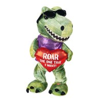 Way To Celebrate Plush Animated Twerking T-Rex