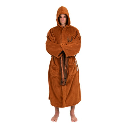 Jedi Master Fleece Costume Bathrobe](Womens Jedi Costume)